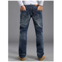 Mens Ripped Fashion Jeans