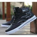 Black Skate Shoes